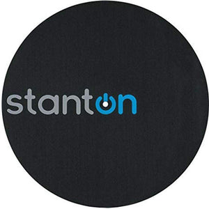 "Stanton DSM-10 Turntable 12"" Slipmats (NW)"