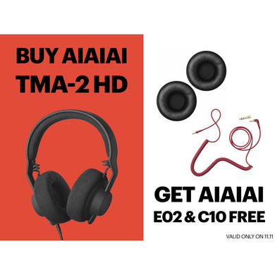 AIAIAI TMA-2 HD (Double 11 Promo)