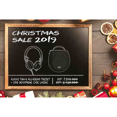 AIAIAI TMA-2 Modular All-Round Preset + UDG Creator Headphone Case Large Bundle (Christmas Sale 2019)