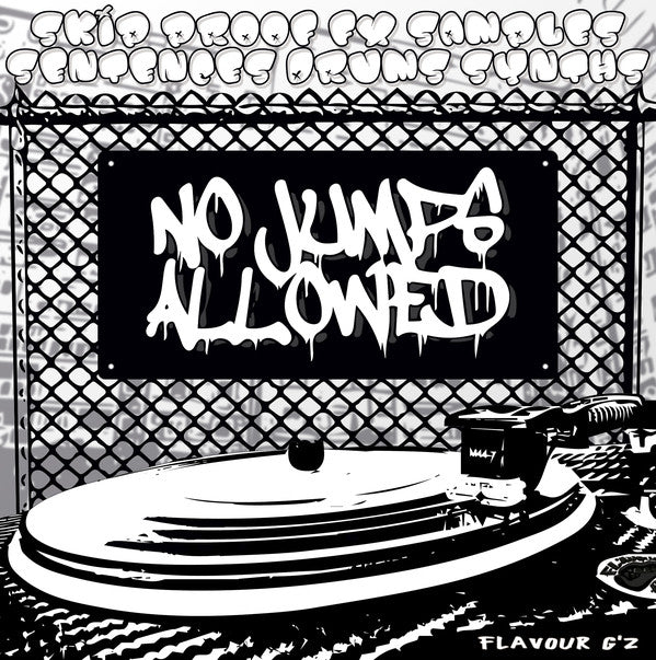 Flavour G'z-No Jumps Allowed 7