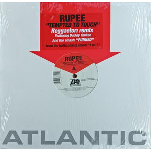 Rupee-Tempted To Touch (Reggaeton Remix) 12""