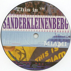 Sander Kleinenberg-This is Ibiza 12""