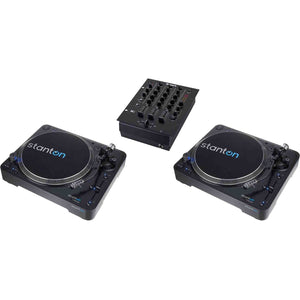 Stanton T.92 M2 USB (2pc) + Numark M4 Bundle