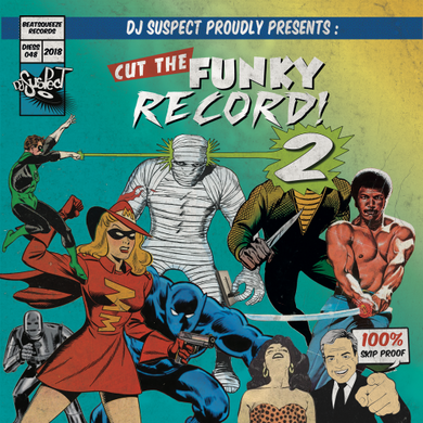 DJ Suspect-Cut The Funky Record Vol. 2 7