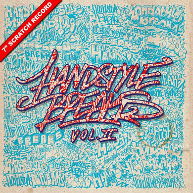 DJ Ritch & DJ Absurd-Hand Style Breaks Vol. 2 7