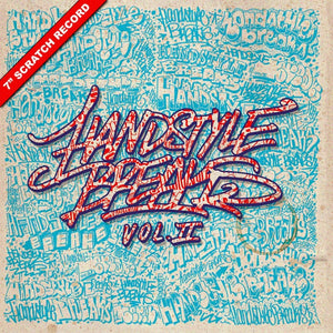 DJ Ritch & DJ Absurd-Hand Style Breaks Vol. 2 7""