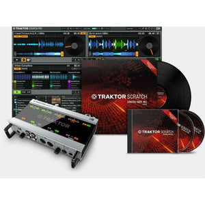 Native Instruments Traktor Scratch A10 (Used)