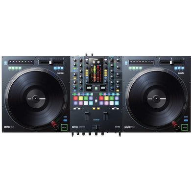 Rane DJ Twelve (2pc) + Rane DJ Seventy-Two Bundle