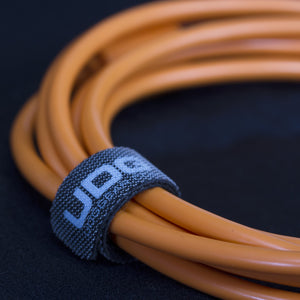UDG Ultimate Audio Cable USB 2.0 A-B Orange Straight