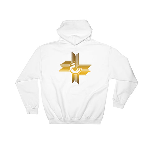 ONE POINT O GOLD Hooded Sweatshirt - One Point O