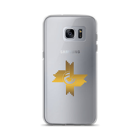 ONE POINT O GOLD Samsung Cases - One Point O