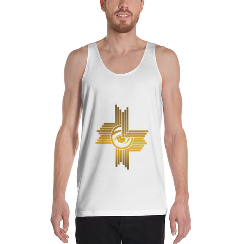 ONE POINT O Unisex Tank Top - One Point O