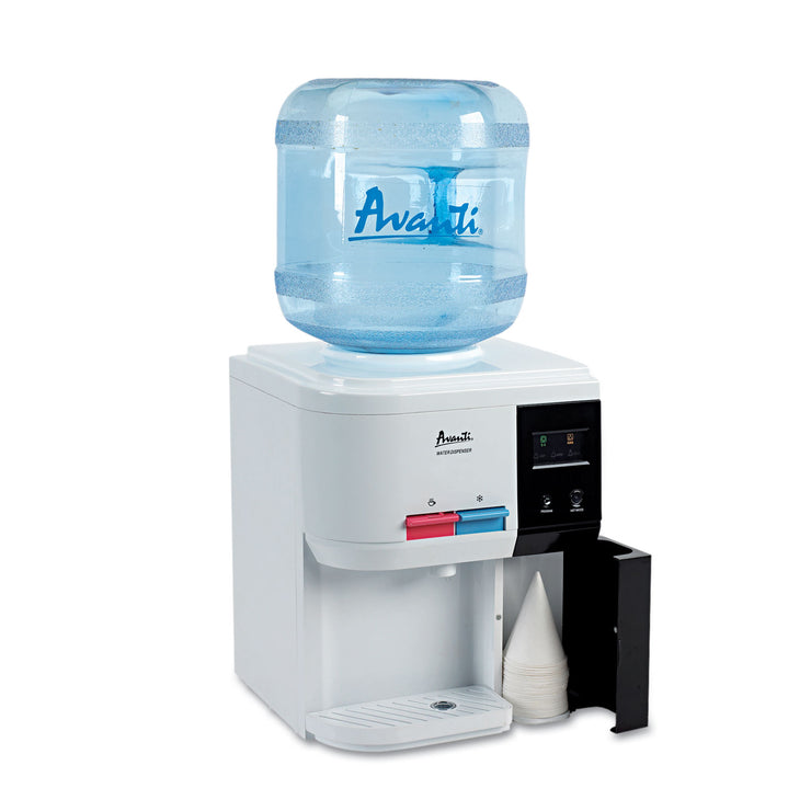 Avanti Tabletop Thermoelectric Water Cooler, 13 1/4