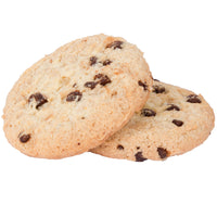 "3"" ROUND CHOCOLATE CHIP COOKIE 800/CS"