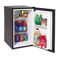 Avanti 2.5 Cu.Ft Superconductor Refrigerator, Black