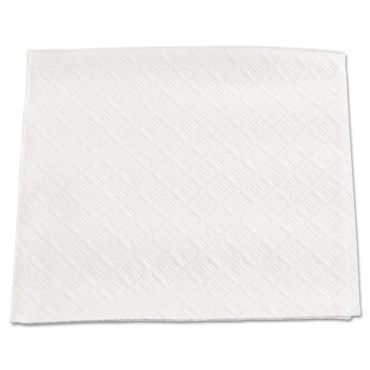 Boardwalk Beverage Napkins, 1-Ply, 9 1/2