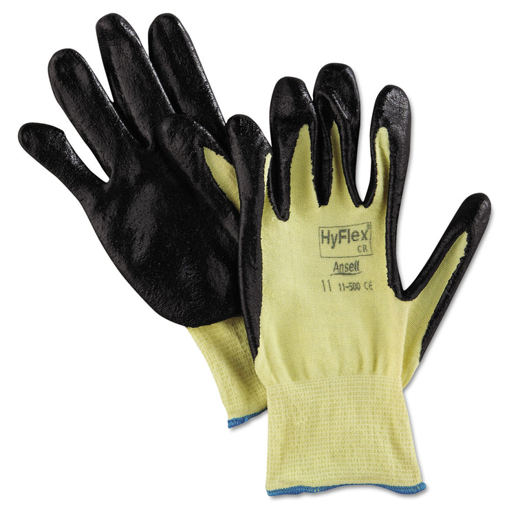 AnsellPro HyFlex CR Ultra Lightweight Assembly Gloves, Size 11