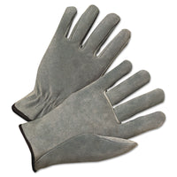 Anchor Brand 4000 Series Cowhide Leather Driver Gloves, Large