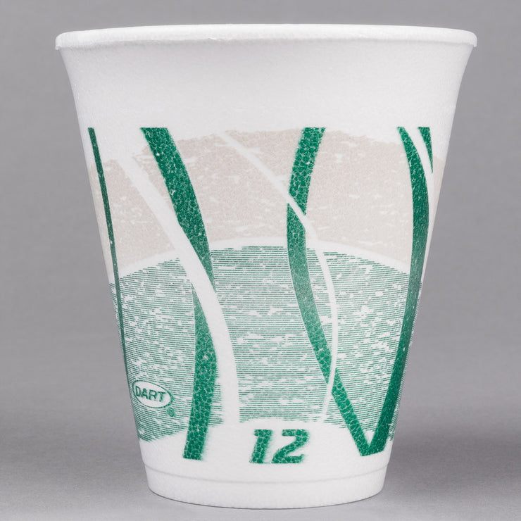 12oz IMPULSE FOAM CUP 1000/CS