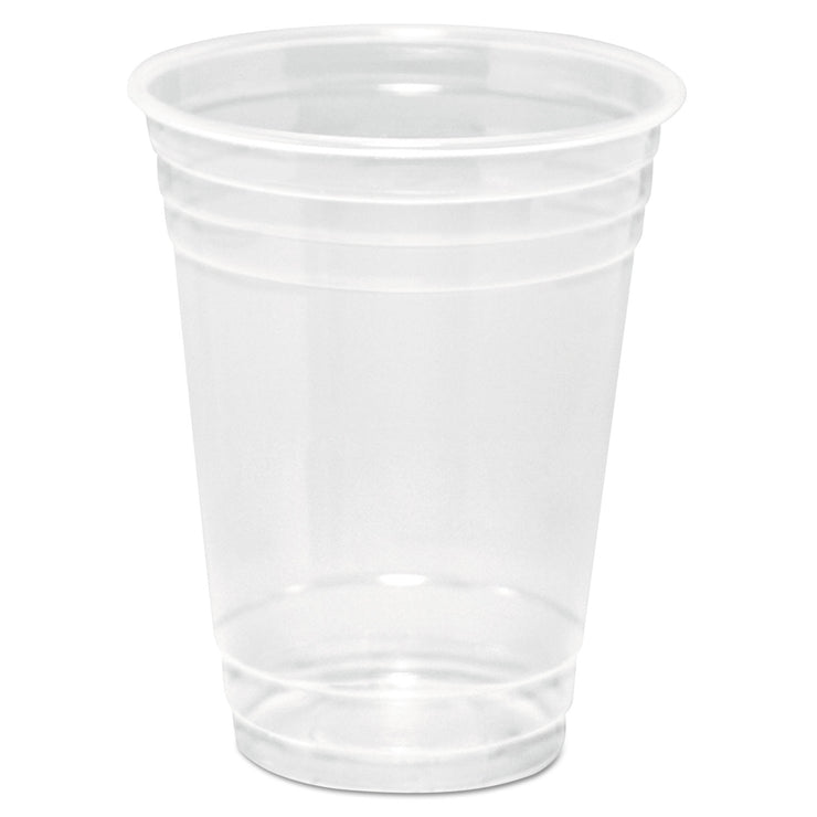 Dart Conex ClearPro Cold Cups, Plastic, 16oz, Clear, 50/Pack, 20 Packs/Carton