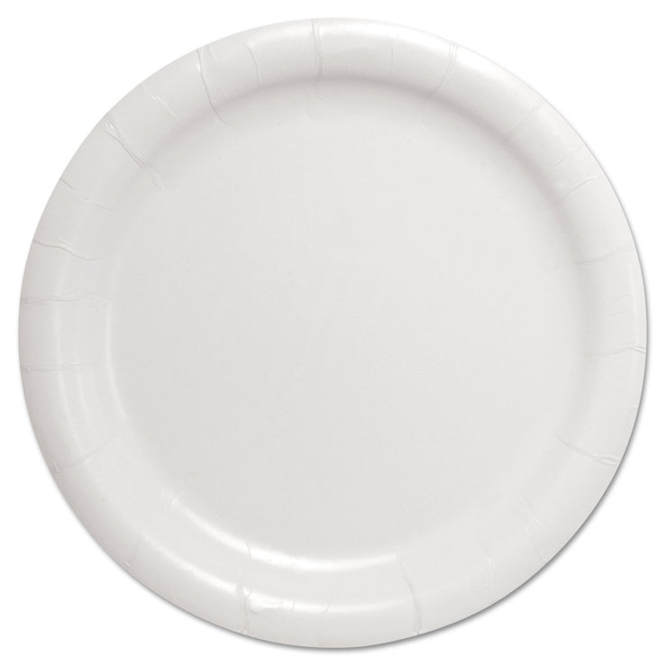 Dart Bare Eco-Forward Clay-Coated Paper Dinnerware, Plate, 9