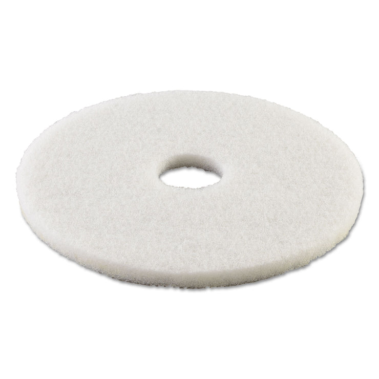 Boardwalk Standard Polishing Floor Pads, 15