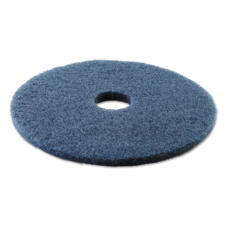Boardwalk Standard Scrubbing Floor Pads, 17
