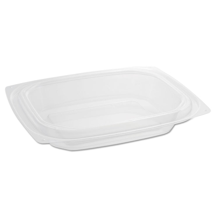 Dart ClearPac Container Lids, Clear, Plastic, 63/Pack, 16 Packs/Carton