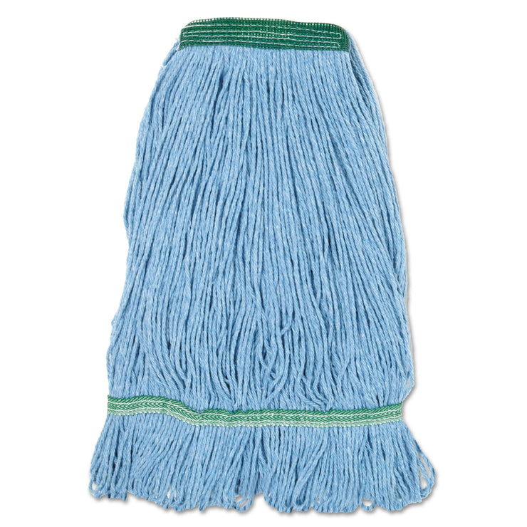 Boardwalk Blue Dust Mop Head, Medium, Looped End