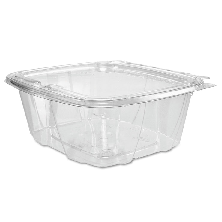 Dart ClearPac Container, 6.4 x 2.6 x 7.1, 32 oz, Clear, 200/Carton