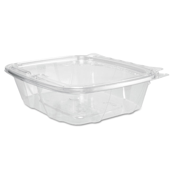 Dart ClearPac Container, 6.4 x 1.9 x 7.1, 24 oz, Clear, 200/Carton