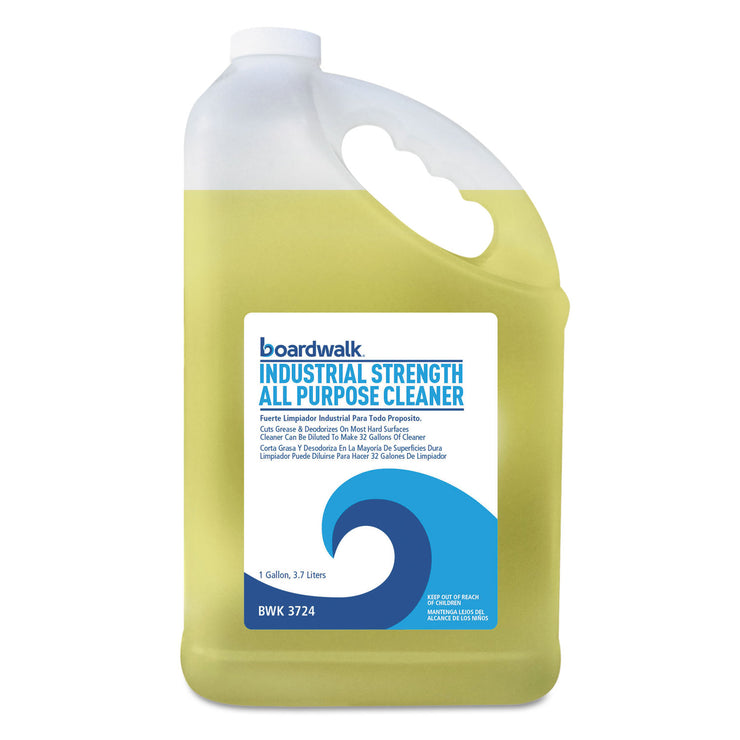 Boardwalk Industrial Strength All-Purpose Cleaner, 1 Gal Bottle, 4/Carton