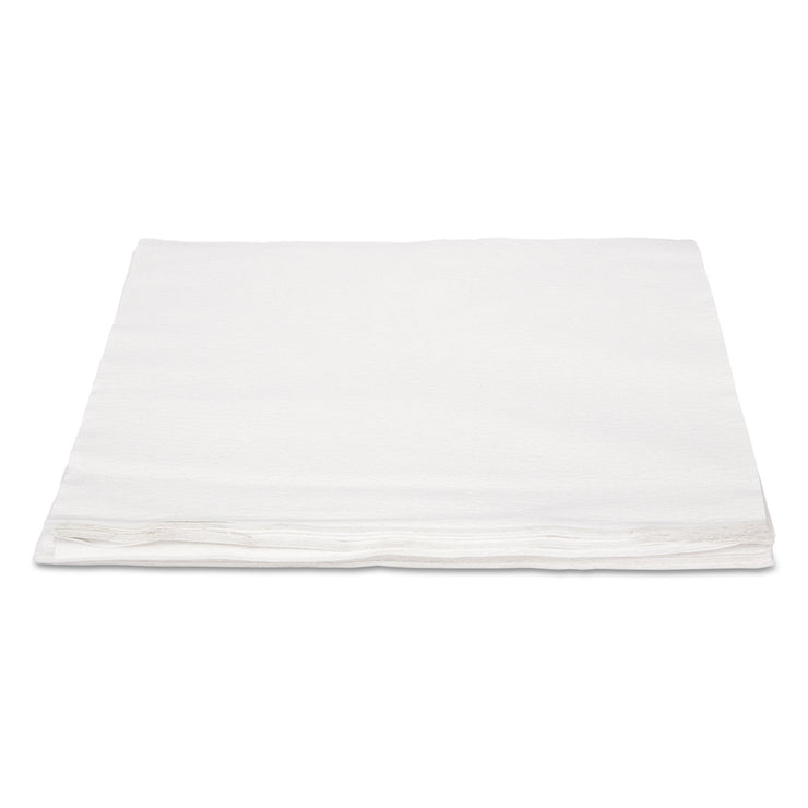 Boardwalk Cloth/Like Napkins/Guest Towels, White, 16 x 16, 1000/Carton