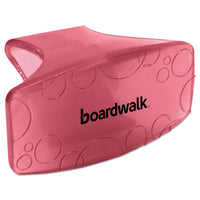 Boardwalk Bowl Clip, Apple Scent, 72/Carton