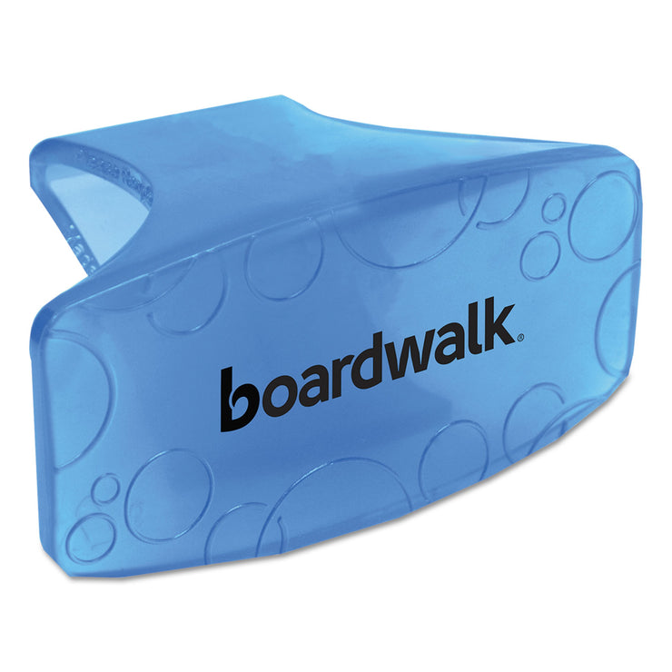Boardwalk Bowl Clip, Cotton Blossom, Blue, 12/Box