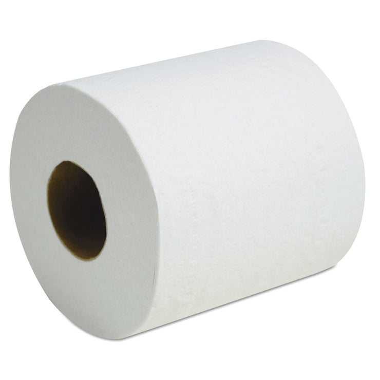 Boardwalk Two-Ply Toilet Tissue, White, 4 1/4 x 3 1/2, 500/Roll, 96/Carton