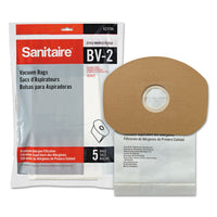 Electrolux Sanitaire Disposable Dust Bags for Sanitaire Commercial Backpack Vacuum, 5/PK, 10/PK/CT