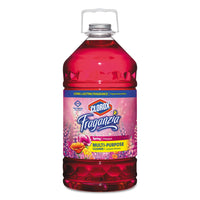 Clorox Fraganzia Multi-Purpose Cleaner, Spring Scent, 175 oz Bottle