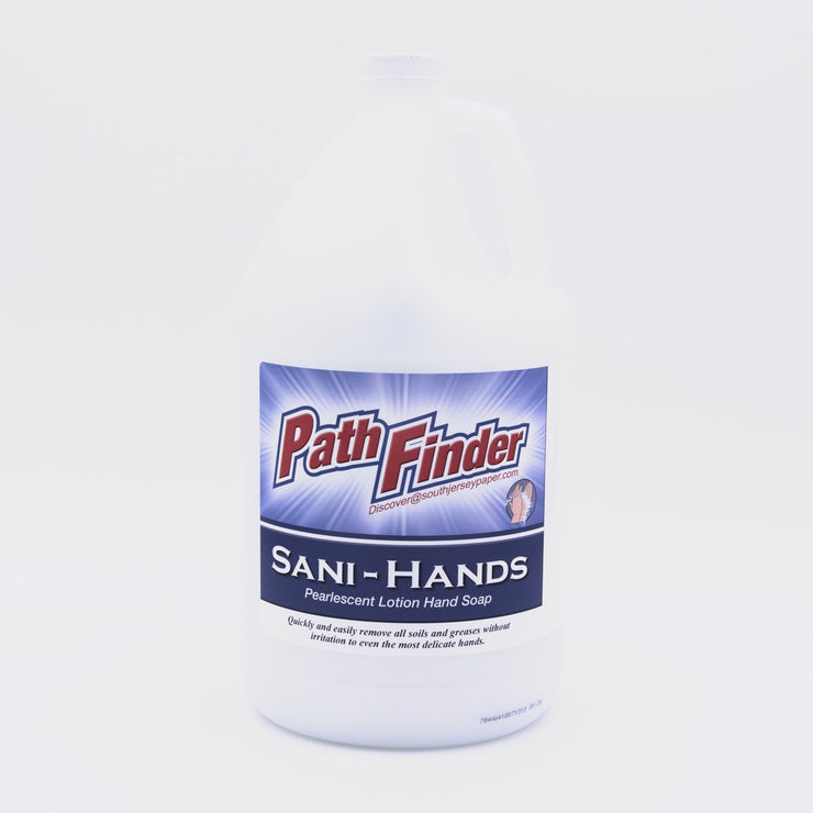 PathFinder Sani-Hands Pearlescent Hand Soap 1 GL