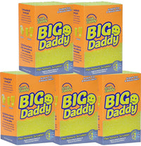 BIG DADDY SCRUB DADDY SPONGE  12/CS
