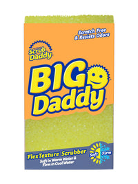 BIG DADDY SCRUB DADDY SPONGE  1 EA