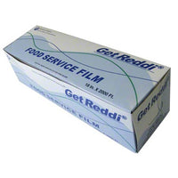 18x2000' PLASTIC WRAP 1/ROLL CLING FILM