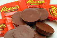 WHOLE REESES PNB CUPS 4/5 LBS FULL-SIZE WHOLE & UNWRAPPED