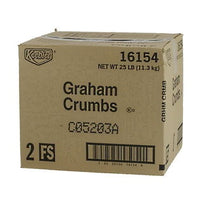 GRAHAM CRACKER CRUMBS KEEBLER 1/400 OZ