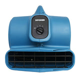 AIR MOVER, 1/4 HP, 1600 CFM, 3.0 AMPS, 3-SPEED