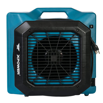 AIR MOVER, LOW PROFILE, 1/3 HP, 1050 CFM, 2.8 AMPS, 3-SPEED, BUILT IN POWER OUTLETS, (PP)