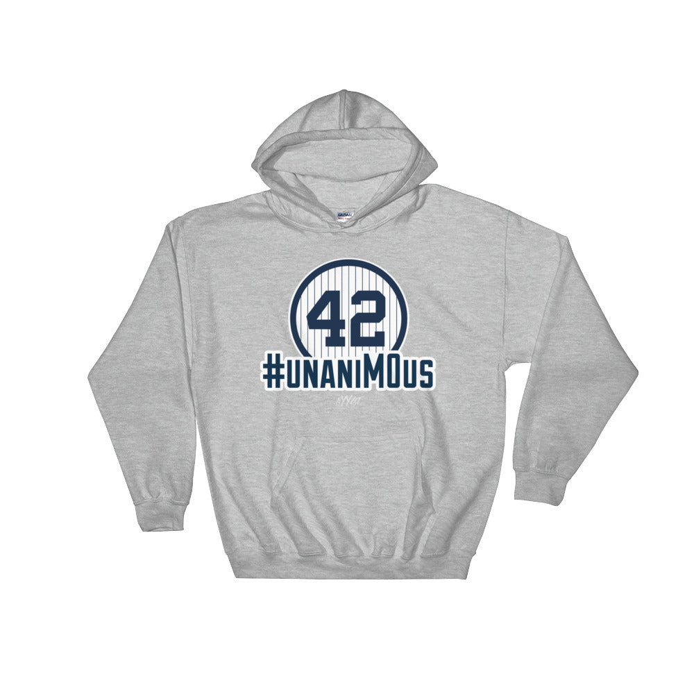 Mariano Rivera #unaniMOus hoodie