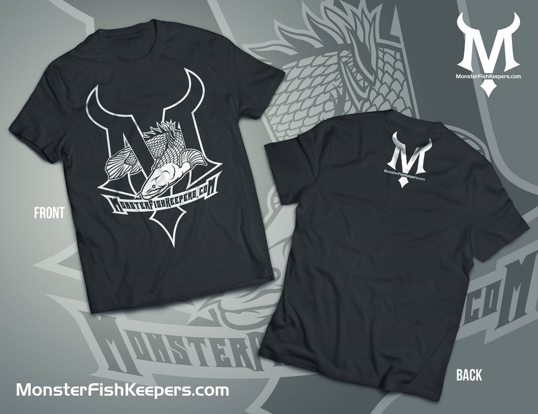 MonsterFishKeepers.com 2019 Bichir T-Shirt