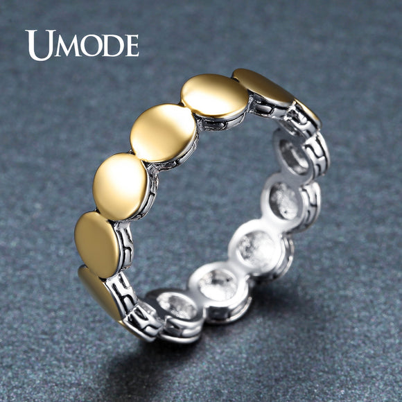 Multi Round Circle Finger Rings