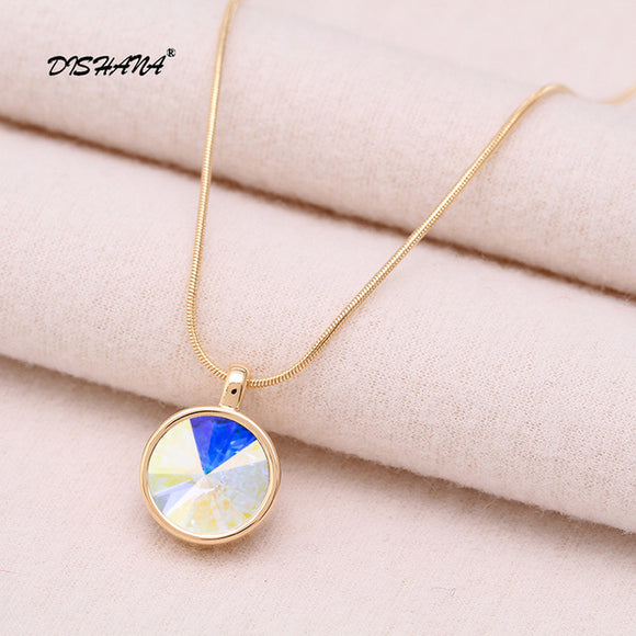 Round Shaped Necklace